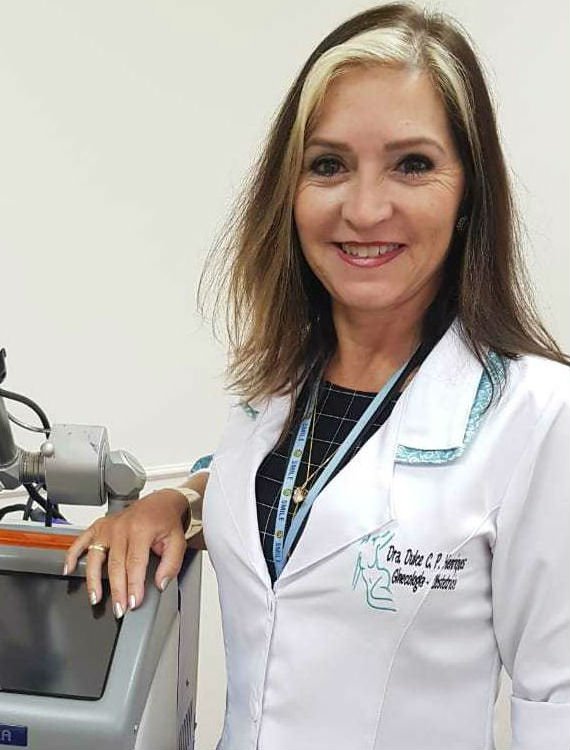 Dra. Dulce Cristina Pereira Henriques