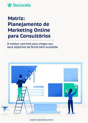 Matriz - Plano de Marketing Online - Doctoralia