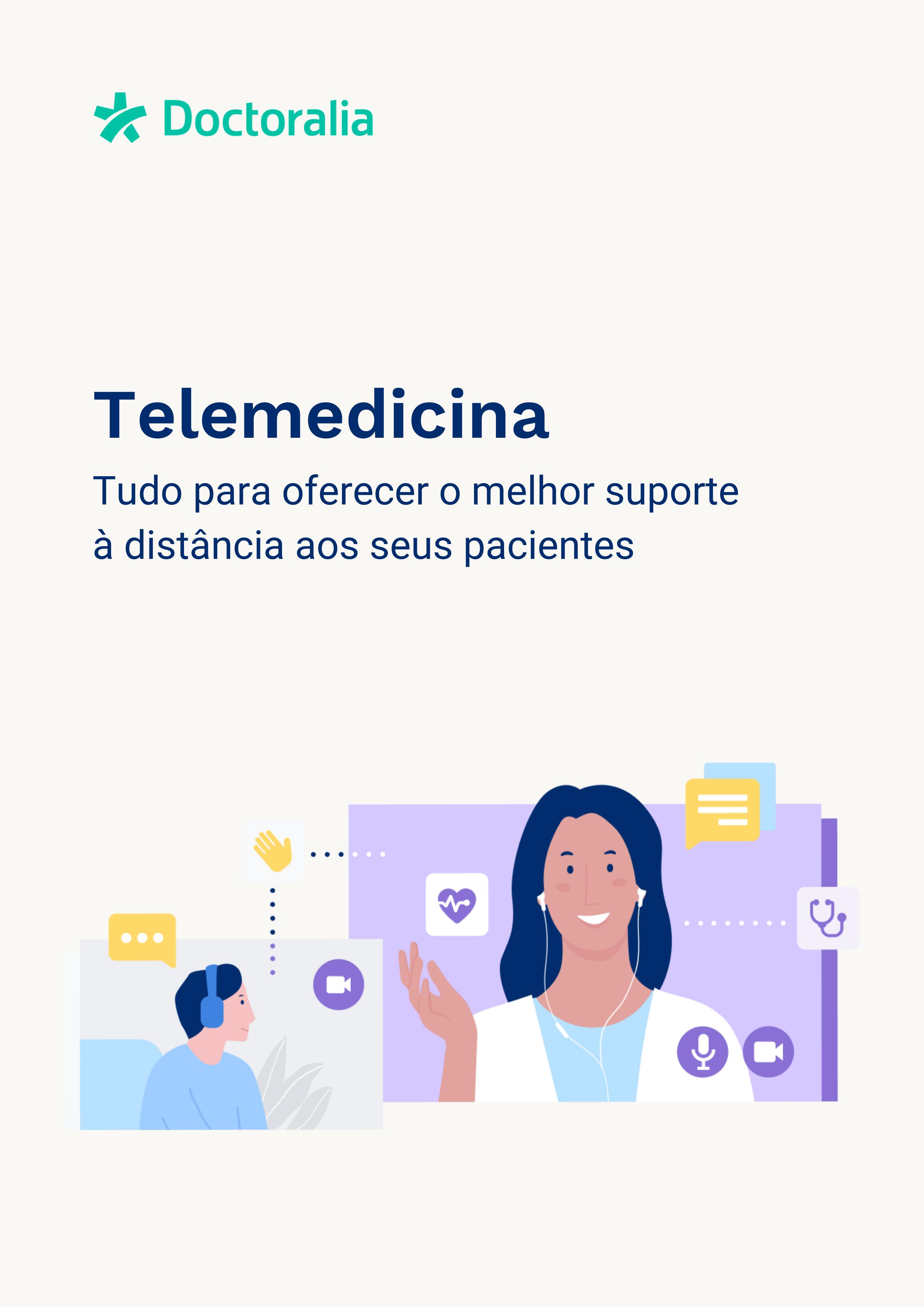 Ebook Telemedicina Cover - Brazil