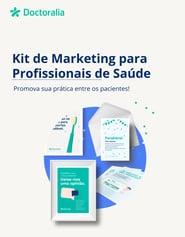 Kit de Marketing para profissionais de saúde