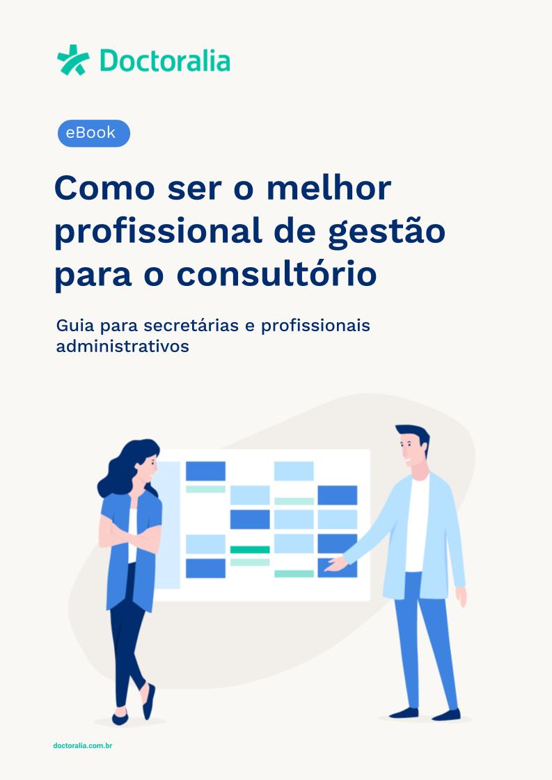 eBook - Como ser o melhor profissional de gestão para o consultório