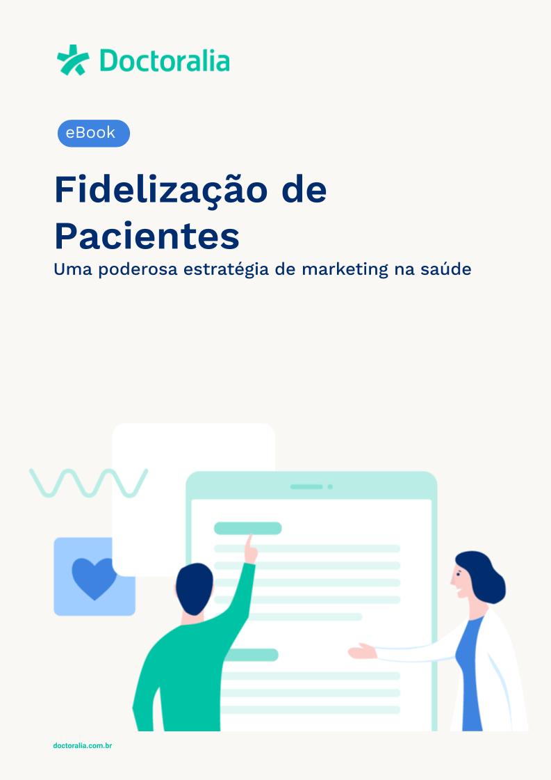 eBook -Fidelização de Pacientes
