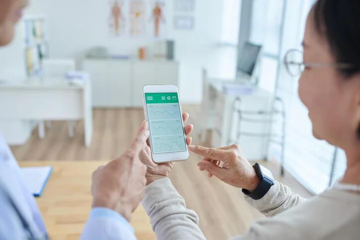 apps saude medico paciente