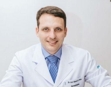 dr luiz  dermatologista
