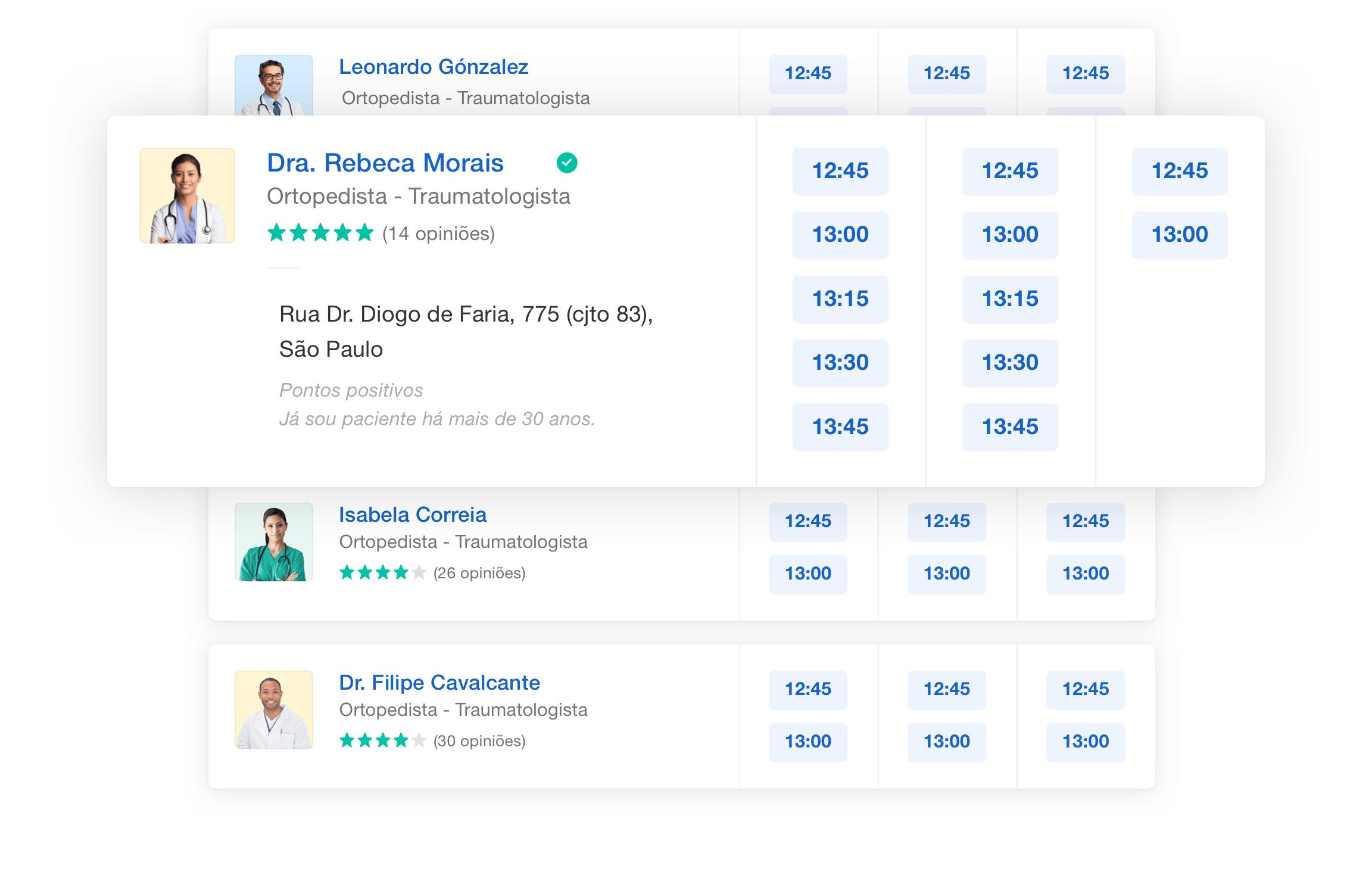 Perfil Premium Doctoralia para especialistas