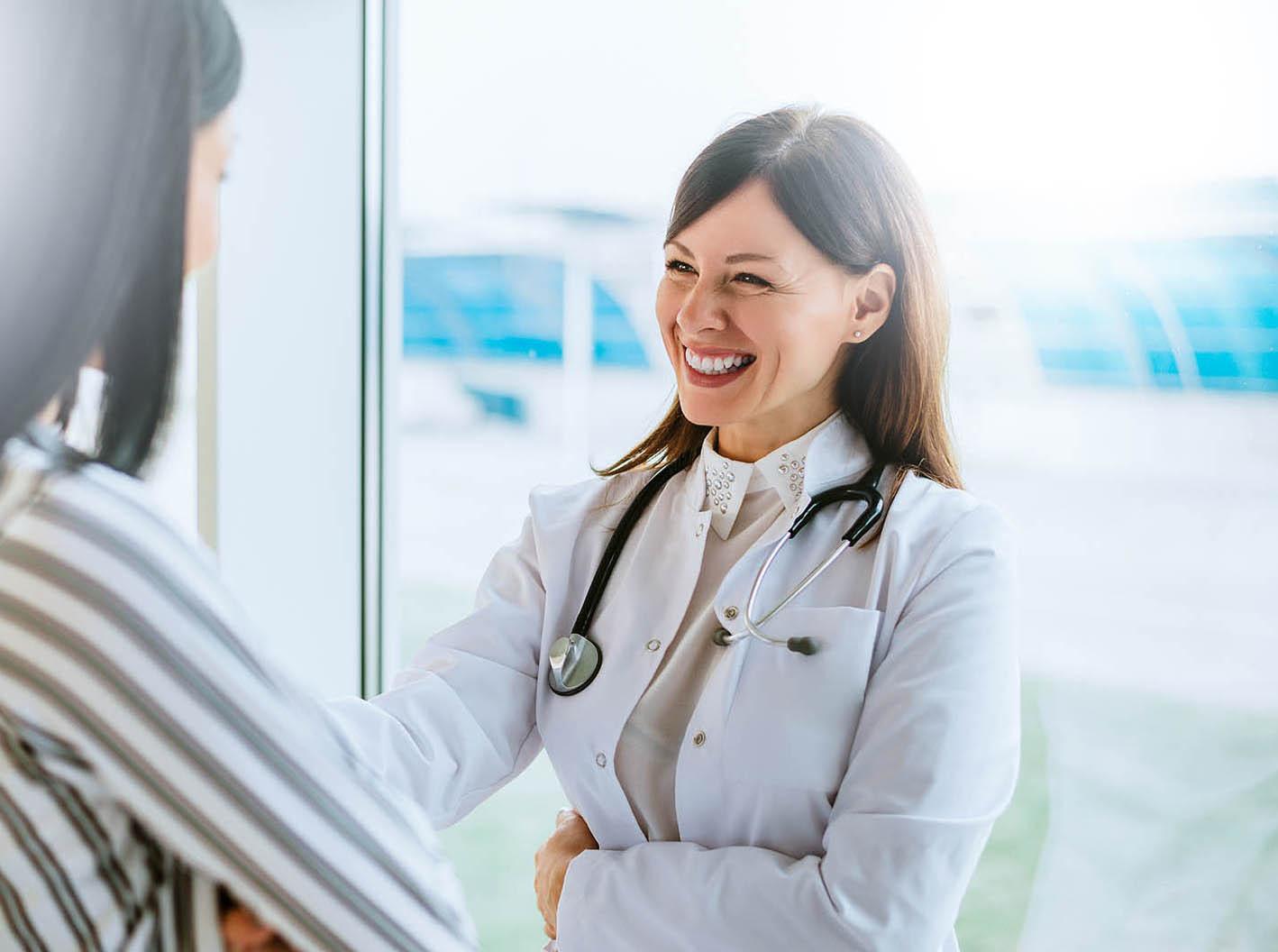 Ferramentas do software para profissionais e clínicas Doctoralia