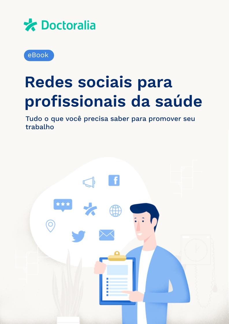ebook - Redes sociais para profissionais da saúde